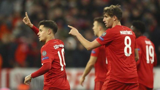Munchen Catat Rekor 100 Persen di Liga Champions