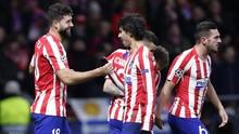 Atletico Madrid Jadi Tim Terakhir Lolos Babak 16 Besar