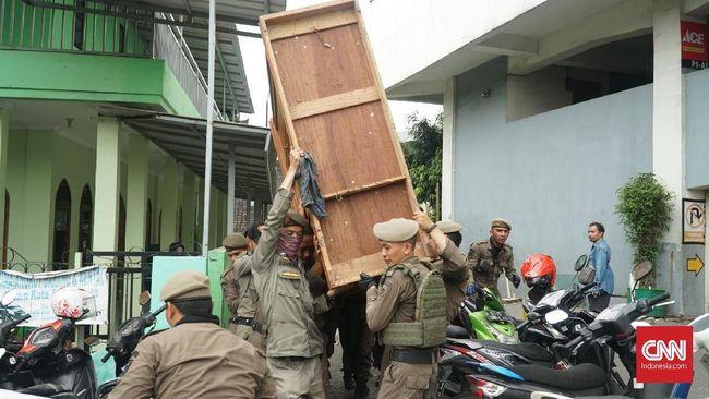 Pemkot Bandung Sebut Penggusuran Tamansari Sah Secara Hukum