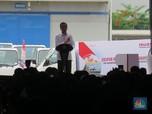 Ekspor 1 Juta Kendaraan, Jokowi: Caranya Enggak Mau Tahu!