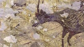 Lukisan Tertua Dunia Usia 44 Ribu Tahun Ditemukan di Makassar