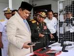 Prabowo 'Ogah' RI Ikut-ikutan Konflik Panas AS-China di LCS