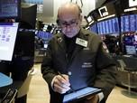 Dow Futures Memerah Antisipasi Rilis Data Pengangguran AS
