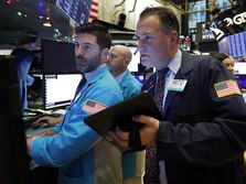 Lega! Hari Pertama 2020, Wall Street Kembali to The Moon