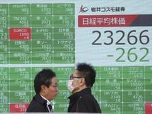 Bursa Asia Ditutup Hijau, Nikkei Juara & Shanghai Merana