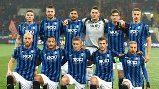 Liga Champions: Total Gaji Atalanta Cuma Separuh Upah Ronaldo