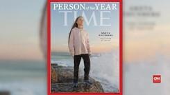 VIDEO: Greta Thunberg Jadi Person of the Year
