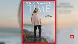 VIDEO: Greta Thunberg Jadi Person of the Year