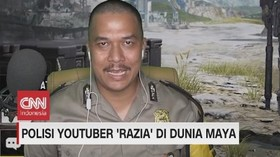 VIDEO: Polisi Youtuber 'Razia' di Dunia Maya