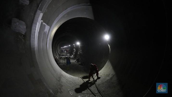 Proyek deep tunnel muncul lagi, yang dahulu cuma wacana.