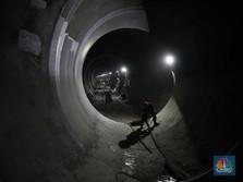 Proyek Deep Tunnel Anti-Banjir Jakarta Cuma Wacana