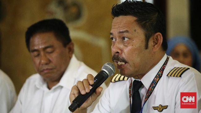 Serikat Karyawan Garuda Enggan Komentari Isu Eksploitasi