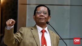 Mahfud MD Akui Indonesia Belum Adil dan Makmur