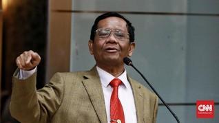 Mahfud: Tak Ada Kasus Pelanggaran HAM di Era Jokowi