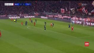 VIDEO: Munchen Cukur Spurs 3-1