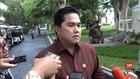 VIDEO: Erick Thohir Kaji Pemecatan Pejabat Amoral di BUMN