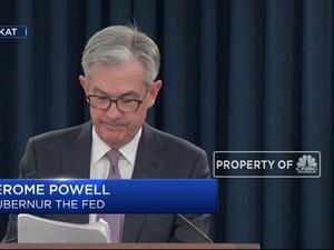 The Fed Tutup 2019 Dengan Tahan Suku Bunga