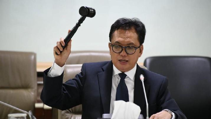 BPH Migas Sidang Komite untuk tetapkan Kuota BBM subsidi dan BBM Khusus Penugasan untuk tiap Badan Usaha Penugasan.