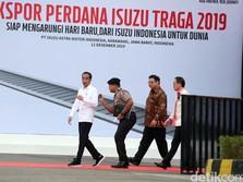 Saat Bos Astra Merasa 'Dicambuk' Jokowi soal Ekspor Mobil