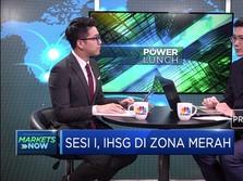 Analis: IHSG Minim Sentimen, Investor Lakukan  Profit Taking