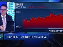 Terkoreksi 0,66%, IHSG Kembali Masuk Zona Merah