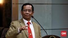 Mahfud Sebut Pemerintah dan DPR Terbuka Masukan Omnibus Law