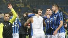 FOTO: Jejak Gemilang Atalanta ke 16 Besar Liga Champions