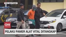 VIDEO: Pelajar Pelaku Pamer Alat Vital Ditangkap