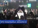 Mantap! Baru IPO, Saham Aramco Langsung Melesat