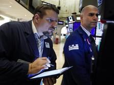 Data Pengangguran Buruk, Dow Jones Dibuka Anjlok 200 Poin