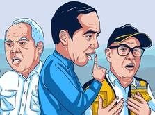 Saat Jokowi Bertitah Produk Lokal Harus Berjaya di Rest Area