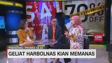 VIDEO: Geliat Harbolnas Kian Memanas