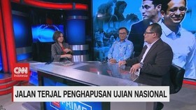VIDEO: Jalan Terjal Hapus Ujian Nasional (2/3)