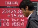 Perang Dagang & Pemakzulan Trump Merahkan Bursa Asia
