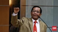 Mahfud MD Sindir 'Tukang Debat' ILC Gagal Paham Radikalisme