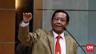 Mahfud Jelaskan Beda Sogokan Pilkada Langsung dan Lewat DPRD