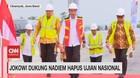 VIDEO: Jokowi Dukung Nadiem Hapus Ujian Nasional
