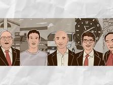 Bezos, Buffett, Jack Ma? Ini Miliarder Paling Cuan Sedekade