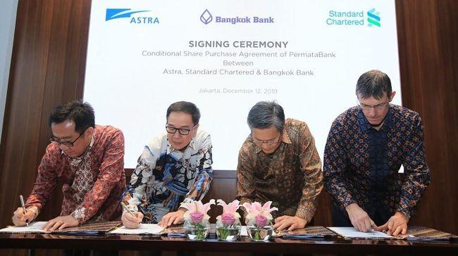 BNLI Bangkok Bank Bisa Beli 89% Saham Permata, Ini Penjelasan OJK