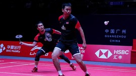 Ahsan/Hendra Melaju ke Final BWF World Tour Finals 2019