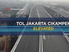 Fakta Tol Jakarta Cikampek Elevated