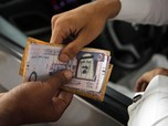 Rupiah Diterpa Profit Taking, Riyal Arab Saudi Menguat Tipis