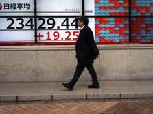Wall Street Cetak Rekor, Bursa Saham Asia Kompak Naik