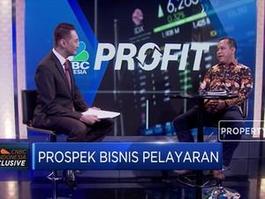 Strategi Djakarta Lloyd Capai Target Pendapatan Rp 71 M