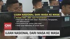 VIDEO: Ujian Nasional dari Masa ke Masa
