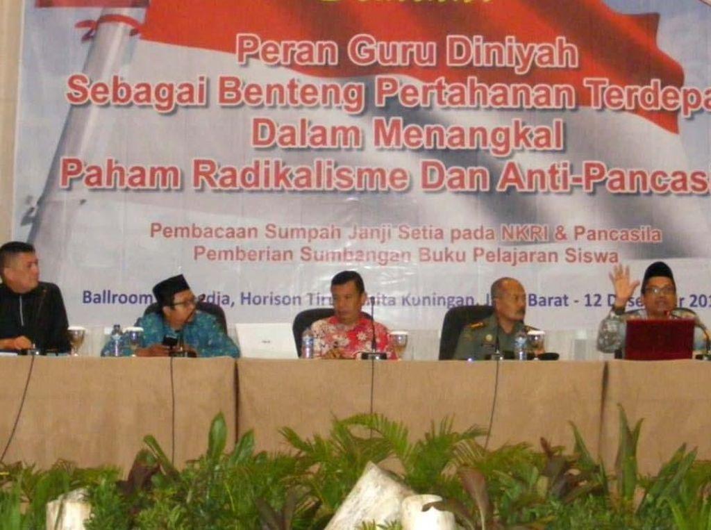 Seminar Menangkal Paham Radikalisme