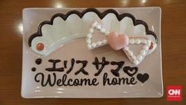 Bersantap Sambil Bercerita ala 'Maid Cafe' Tersohor di Jepang