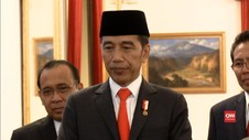 VIDEO: Presiden Jokowi Akui OSO Tolak Posisi Wantimpres