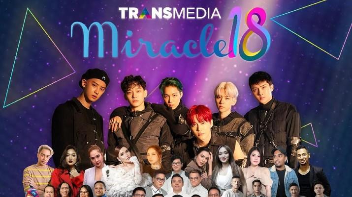 EXO menyapa penggemar di Indonesia, siap meriahkan HUT 18 tahun Transmedia