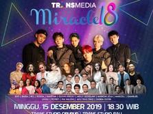 EXO Sapa Penggemar Indonesia, Siap Meriahkan HUT Transmedia!